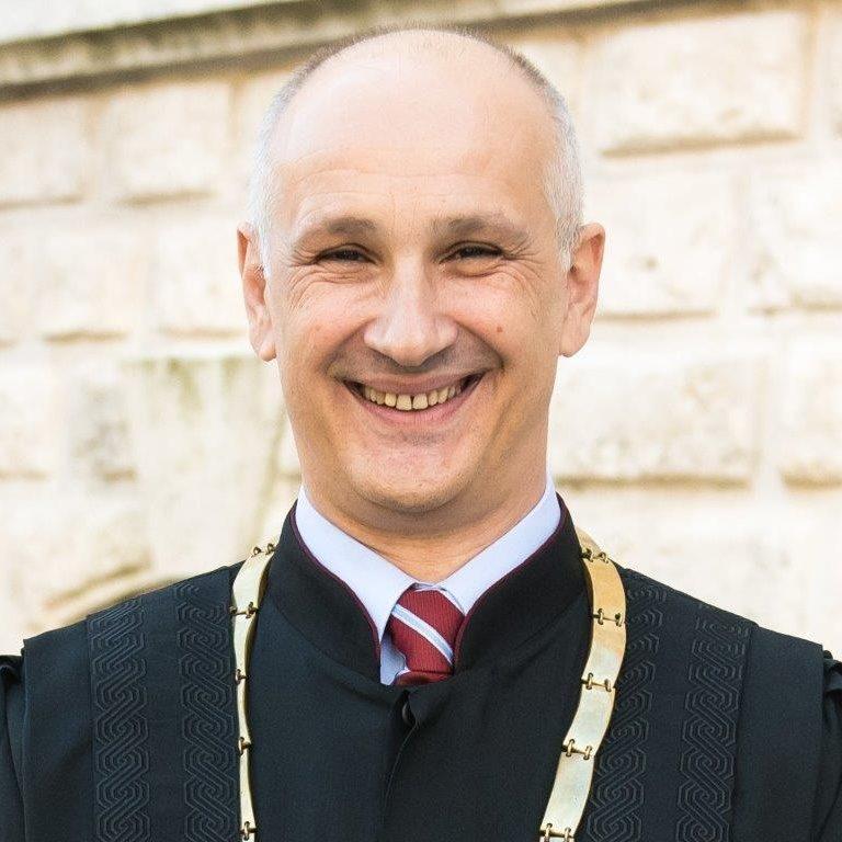 Slika za sekciju Za rektora